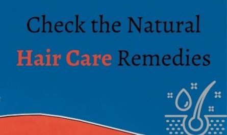 natural hair care remedies
