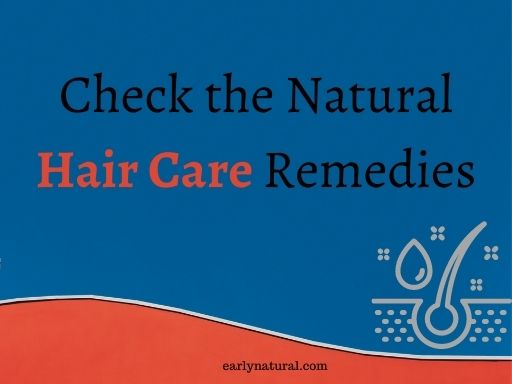 Making Your Own Natural Hair Care Remedies
