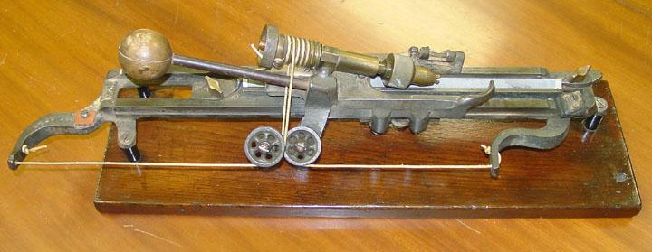 Mechanical Pencil Parts Diagram 1884 Forrester Pencil