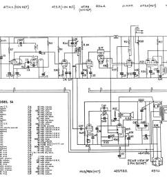 cossor 54 schematic diagram [ 1600 x 966 Pixel ]