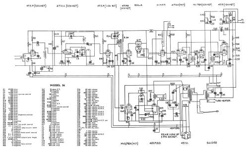small resolution of cossor 54 schematic diagram