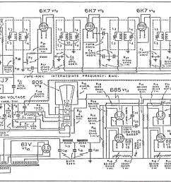 crt tv schematic diagram wiring diagrams trigg crt television schematic diagram [ 2326 x 1378 Pixel ]
