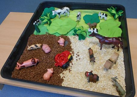 Using Tuff Spot Trays In Your Baby Room Early Years Careers