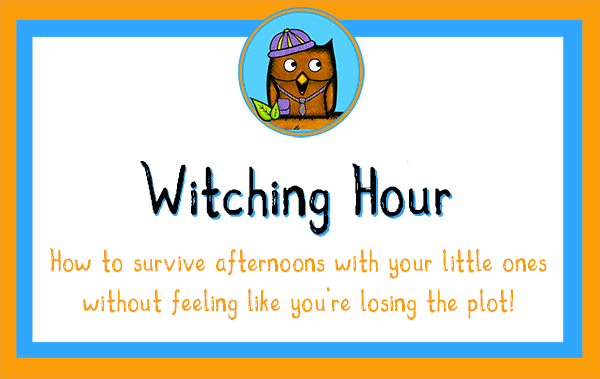 How To Survive Witching Hour With Your Children