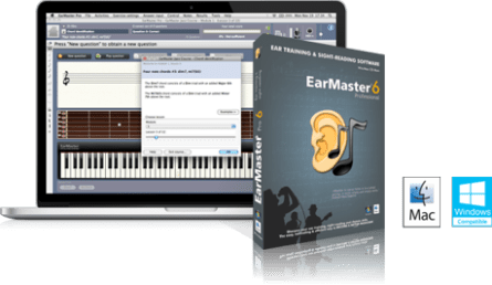 EarMaster Pro 7.3 Crack 2021 Latest Serial Number Free Download