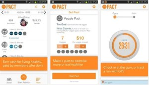 GymPact - Android Apps Which Pay You Real Money