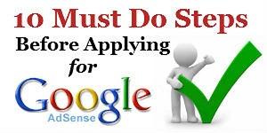 10-Must-Do-Steps-before-applying-adsense
