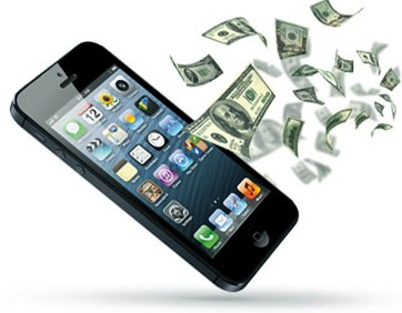 Apple iOS apps which pay real money