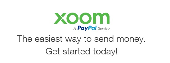 Xoom-Send Money To Home From Abroad