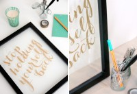 Gold Handmade Wall Art - Earnest Home co.