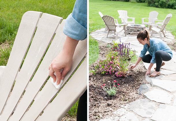 outdoor clean