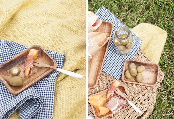fathers day picnic idea