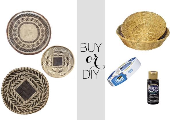 basket buy or diy