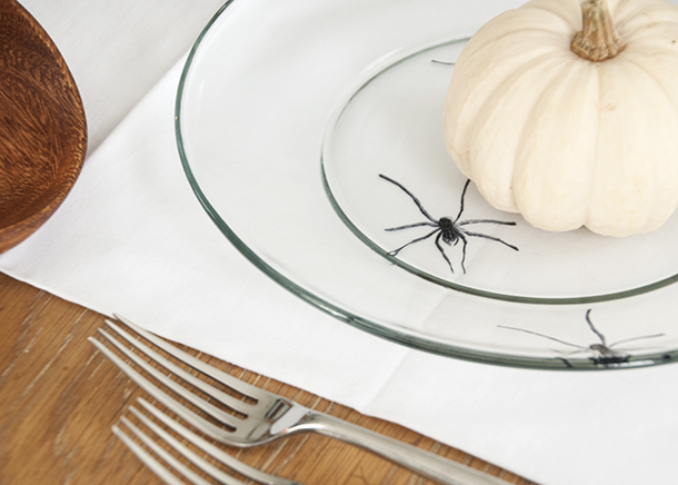 spider halloween decor classy