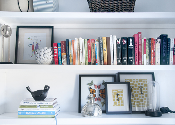 styling with books