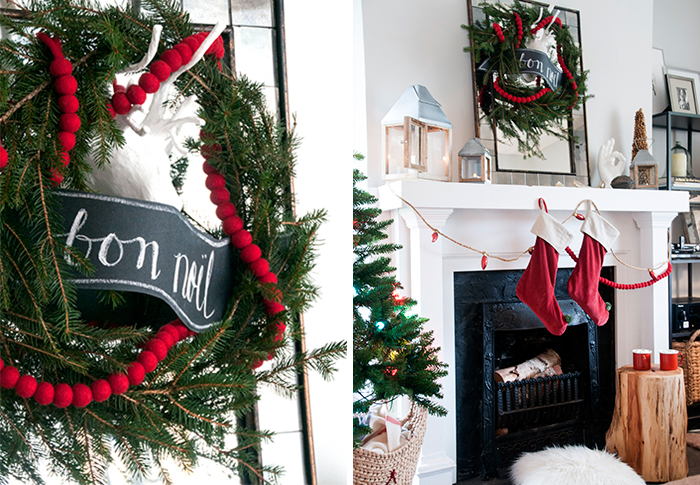 West Elm Christmas Ornaments.A Heritage Holiday With West Elm Earnest Home Co
