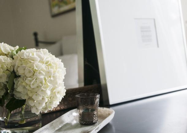 black lacquer desk