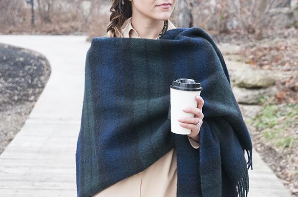 blanket wrap tutorial