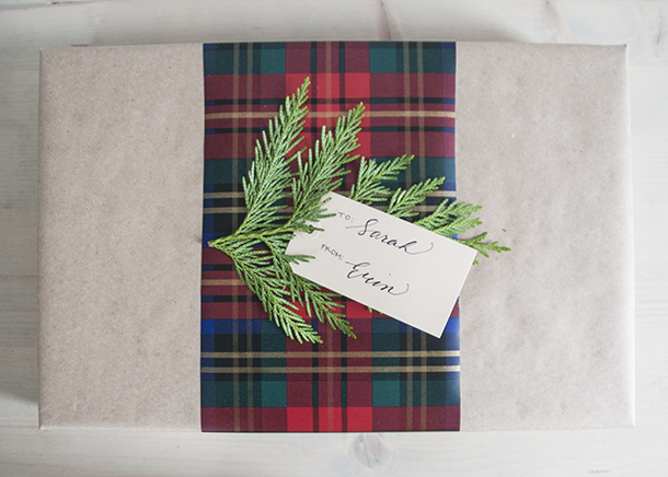 cheaper ways to wrap gifts
