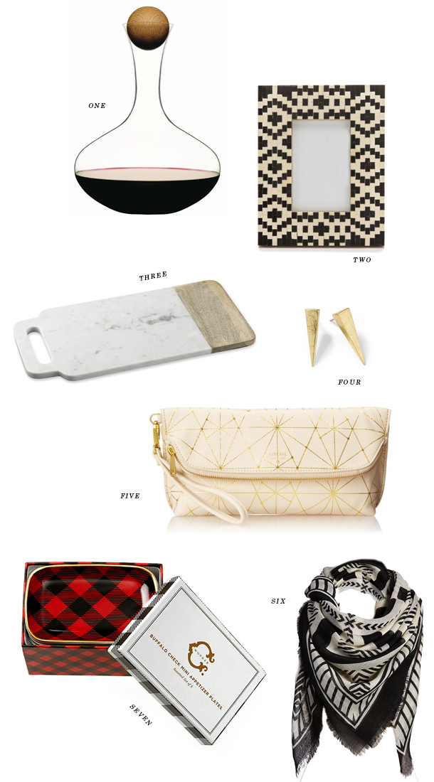 gift guide - Last minute gifts