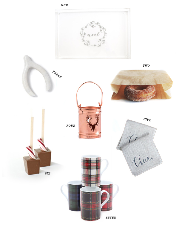 gift guide - hostess