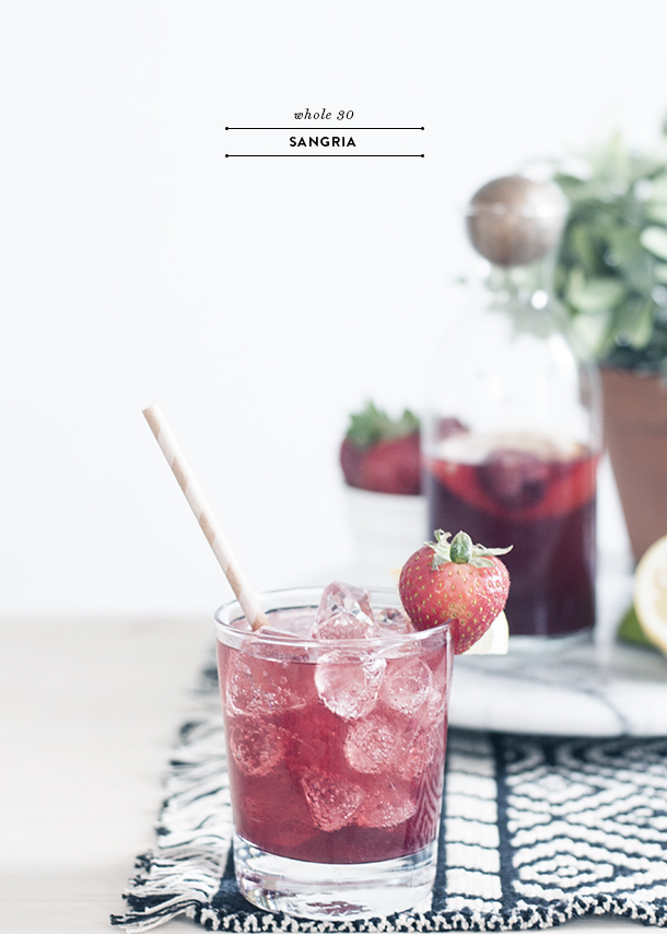 whole 30 cocktail