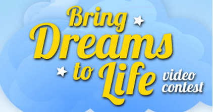 logo for Gerber Bring Dreams to Life contest