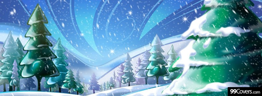 winter 3 facebook cover by 99covers.com