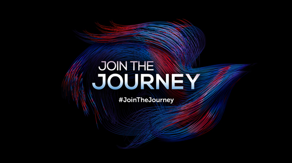 Join the Journey. Earnie creative design
