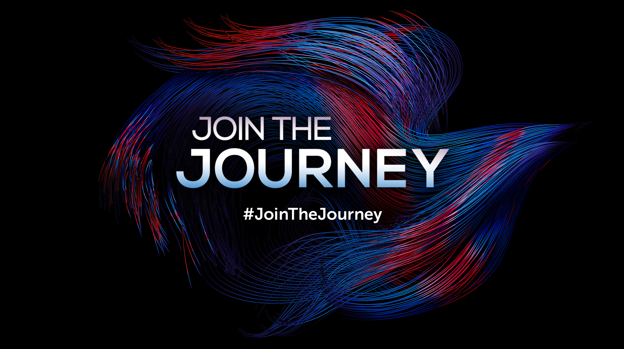 Join the Journey creative. Earnie creative design