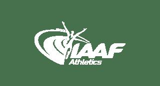 IAAF Logo. Earnie creative design