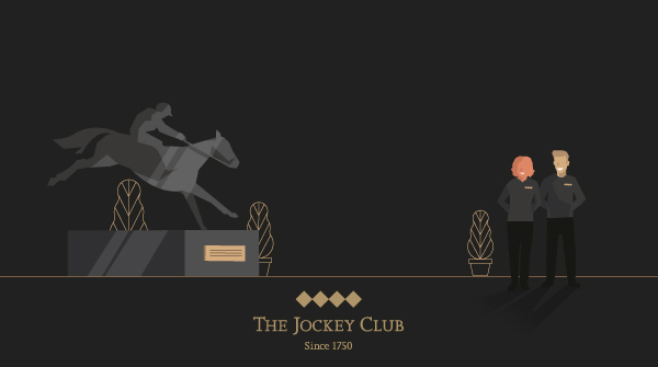 The Jockey Club- Staff Engagement Programme. Earnie Creative Design