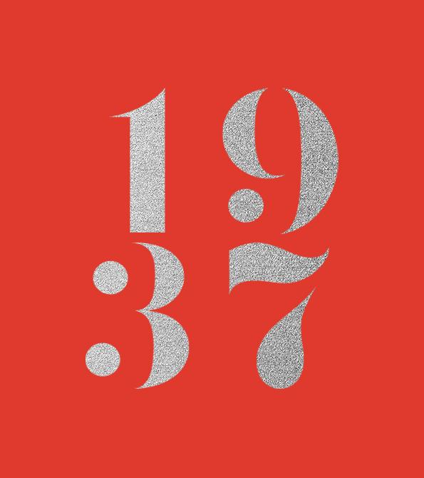 Unicorn Darts 1937 Classics Range Logo Design. Earnie creative design