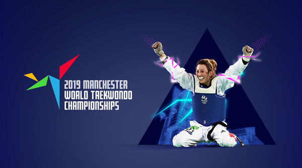 GB Taekwondo World Championships Jade Jones creative. Earnie creative design