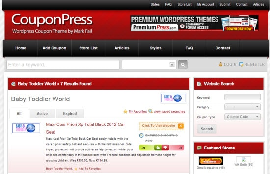 WordPress Themes for Affiliate Marketers