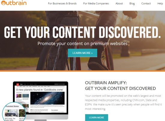 Content Discovery Network