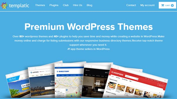 10 Best Premium WordPress Themes Provider