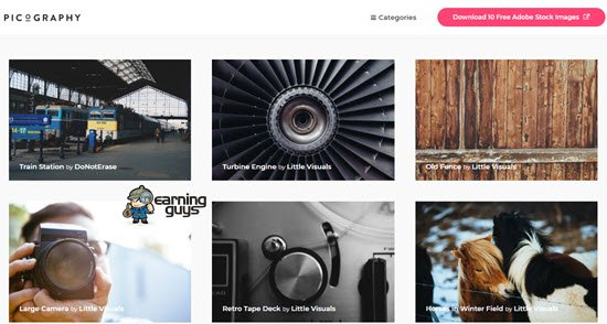 Picography best free stock photo sites