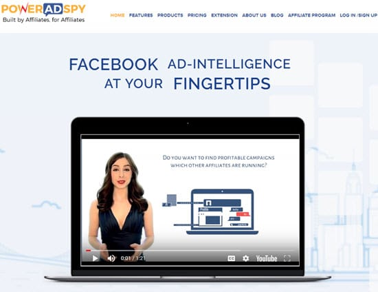 PowerAdSpy Facebook Ad Spy Software