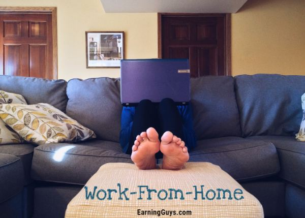 Legit Online Jobs to Work-From-Home