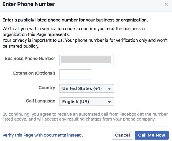 Page Verification option