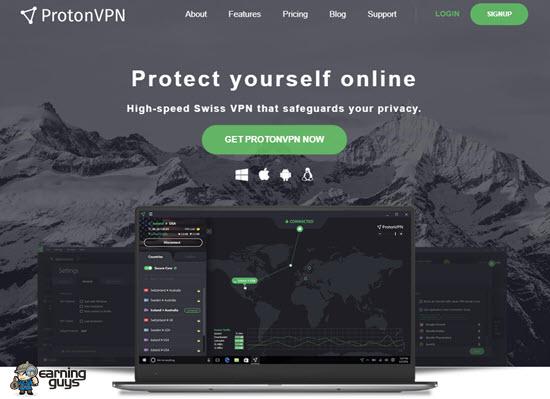 ProtonVPN VPN Service Provider