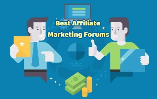 Best Affiliate Marketing Forums