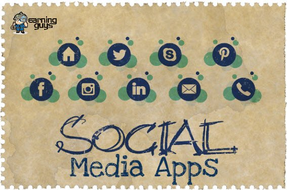 Social Media Apps and Sites