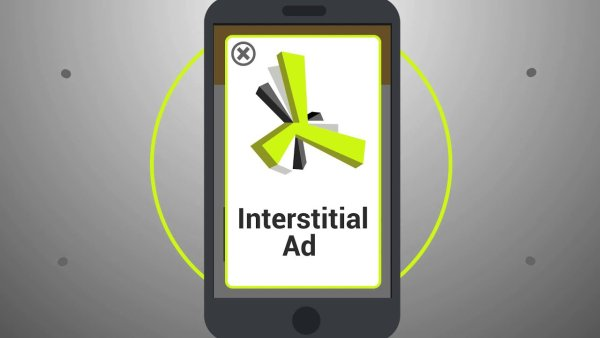 Mobile Interstitial Ads