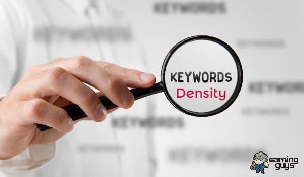 Ideal Keyword Density