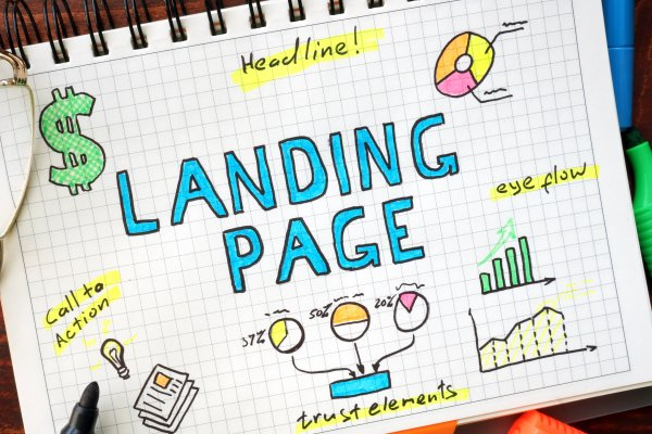 CPA Marketing landing pages