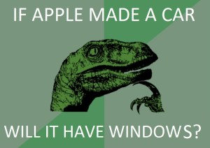 If Apple made a car - 1Jux