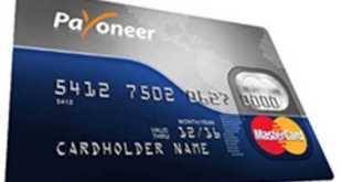 Payoneer card fees
