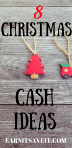 8 Ways to Pad Your Christmas Fund STARTING in September